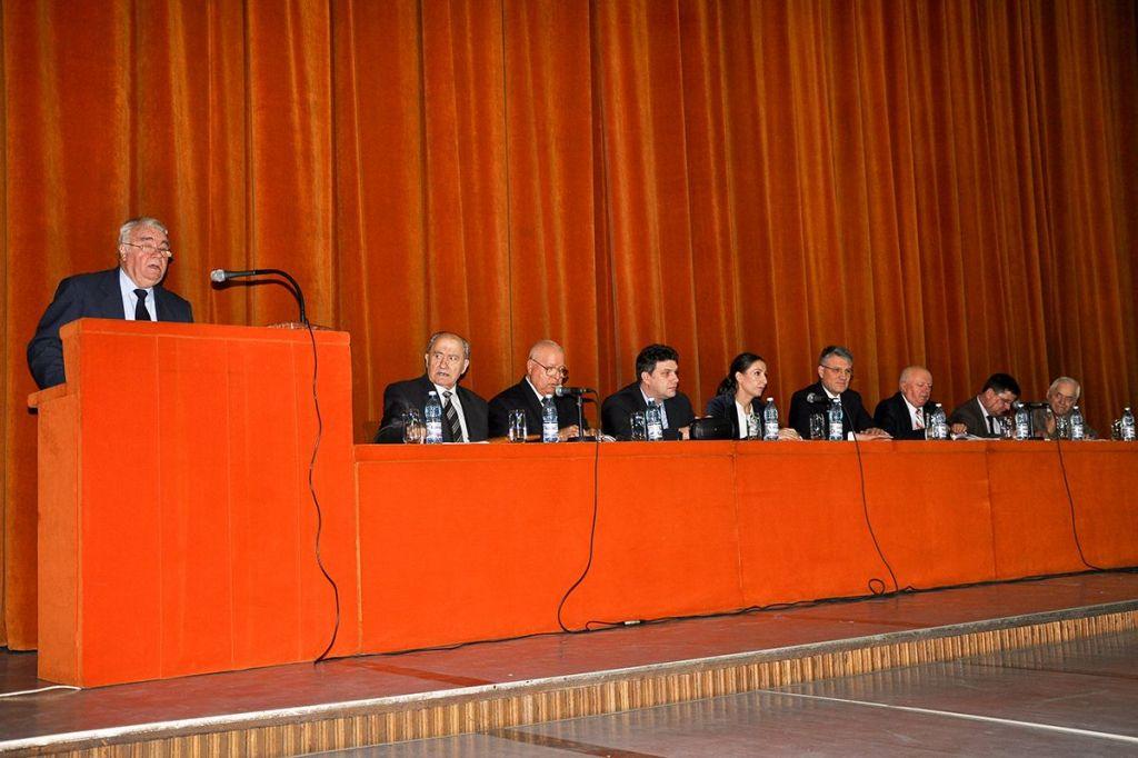 Deschiderea Conferinței – Prim-vicepreședinte, general de brigadă (r.) Jorj BULAI